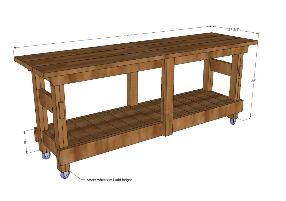 Woodworking Bench Plans Woodworking Plans